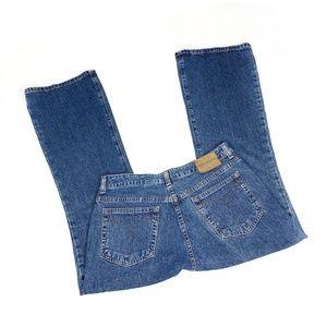 Vintage Calvin Klein | High-rise Flare Jeans W28